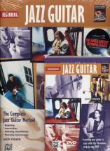Fisher J. - Beginning Jazz Guitar + Dvd - Guitare