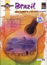 Newman Billy - Guitar Atlas Brazil + Cd
