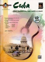 Peretz Jeff - Guitar Atlas - Cuba + Cd
