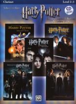 Harry Potter Instrumental Solos Movies 1-5 + Cd - Clarinette