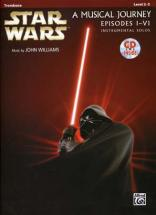Star Wars Musical Journey Episodes I - Vi Trombone + Cd