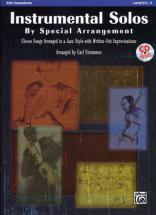 Strommen Carl - Instrumental Solos By Special Arrangement + Cd - Saxophone Alto