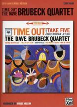 Brubeck Quartet - Time Out - 50th Anniversary Edition - Easy Piano