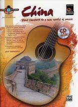 Roberts Jeff - Guitar Atlas - China + Cd