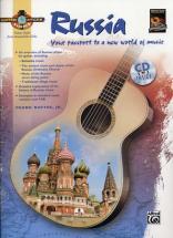 Natter Frank Jr. - Guitar Atlas - Russia + Cd