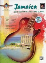 Green Raleigh - Guitar Atlas - Jamaica + Cd