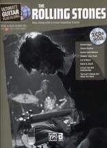 Rolling Stones - Ultimate Guitar Play Along + 2 Cd - Guitar Tab