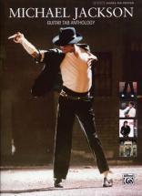 Jackson Michael- Anthology - Guitar Tab