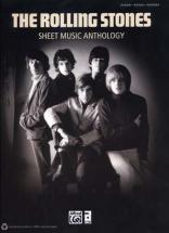 Rolling Stones - Sheet Music Anthology - Pvg