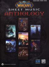 World Of Warcraft - Sheet Music Anthology - Piano Solos And Vocal