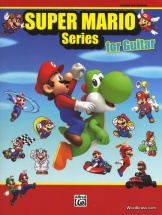 Super Mario Series For Guitar