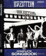 Led Zeppelin - Complete Songbook (fake Book)