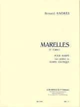 Andres Bernanrd - Marelles Vol.1 N°1-6 - Harpe