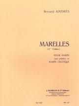 Andres Bernanrd - Marelles Vol.2 N°7-12 - Harpe