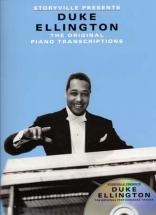 Ellington Duke - Original Piano Transcriptions + Cd - Piano