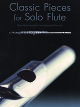 Classic Pieces For Solo Flute - Flute