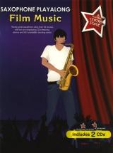 You Take Centre Stage Film Music Playalong Alto Saxophone+ 2cd - Alto Saxophone
