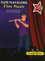 You Take Centre Stage Film Music Playalong Flute+ 2cd - Flute