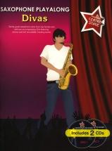You Take Centre Stage Divas Playalong Alto Sax+ 2cd - Alto Saxophone
