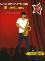 You Take Centre Stage Saxophone Playalong Showtunes - Alto Saxophone