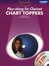 Play Along For Clarinet Chart Toppers - Clarinet