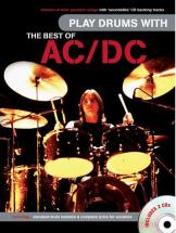 Ac/dc - Best Of Play Drums With + 2 Cd - Batterie