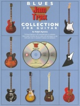 The Blues Jamtrax Collection For Guitar + Cd - Guitar