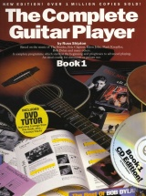 The Complete Guitar Player Guitar Book Cd And Dvd - Guitar