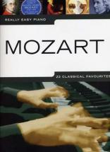 Mozart W.a. - Really Easy Piano