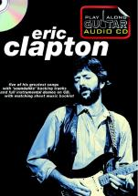 Play Along Guitar Audio Cd : Eric Clapton - Guitare Tab