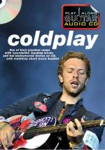 Play Along Guitar Audio Cd : Coldplay - Guitare Tab