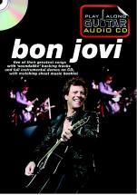 Play Along Guitar Audio Cd : Bon Jovi - Guitare Tab