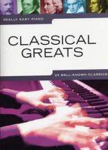 Really Easy Piano - Classical Greats - Piano
