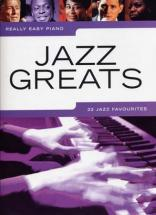 Really Easy Piano - Jazz Greats