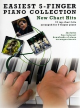 Easiest 5 Finger Piano Collect New Chart - Piano Solo