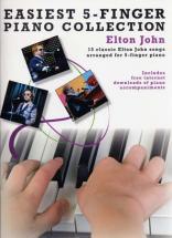 John Elton - Easiest 5-finger Piano Collection