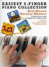 Best Known Nursery Thymes - Piano Solo