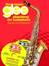 Glee The Music Playalong Asax+ 2cd - Alto Saxophone
