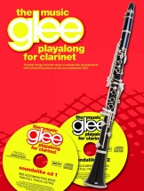 Glee - The Music Playalong + 2cd - Clarinet