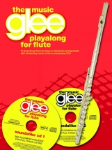 Glee The Music Playalong + 2cd - Flute