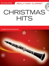 Really Easy Clarinet Christmas Hits + Cd - Clarinet