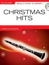 Really Easy Clarinet Christmas Hits + Cd - Clarinet