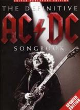 Ac/dc Definitive Songbook Tab Updated Edition