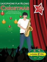Saxophone Playalong Christmas - Saxophone