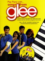 Play Piano With Songs From Glee Piano Solo Book Plus Cd - Piano Solo