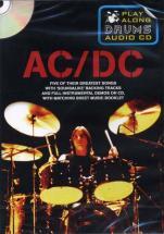 Ac/dc - Play Along Drums + Cd