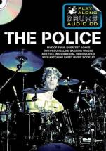Police - Play Along Drums Audio + Cd - Drums