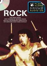 Rock Play Along Drums Audio + Cd  - Drums