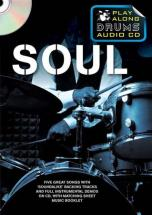 Soul Play Along Drums Audio + Cd - Drums