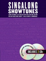 Singalong Show Tunes Lyrics And Backing Tracks Book And Two Cds - Lyrics Only